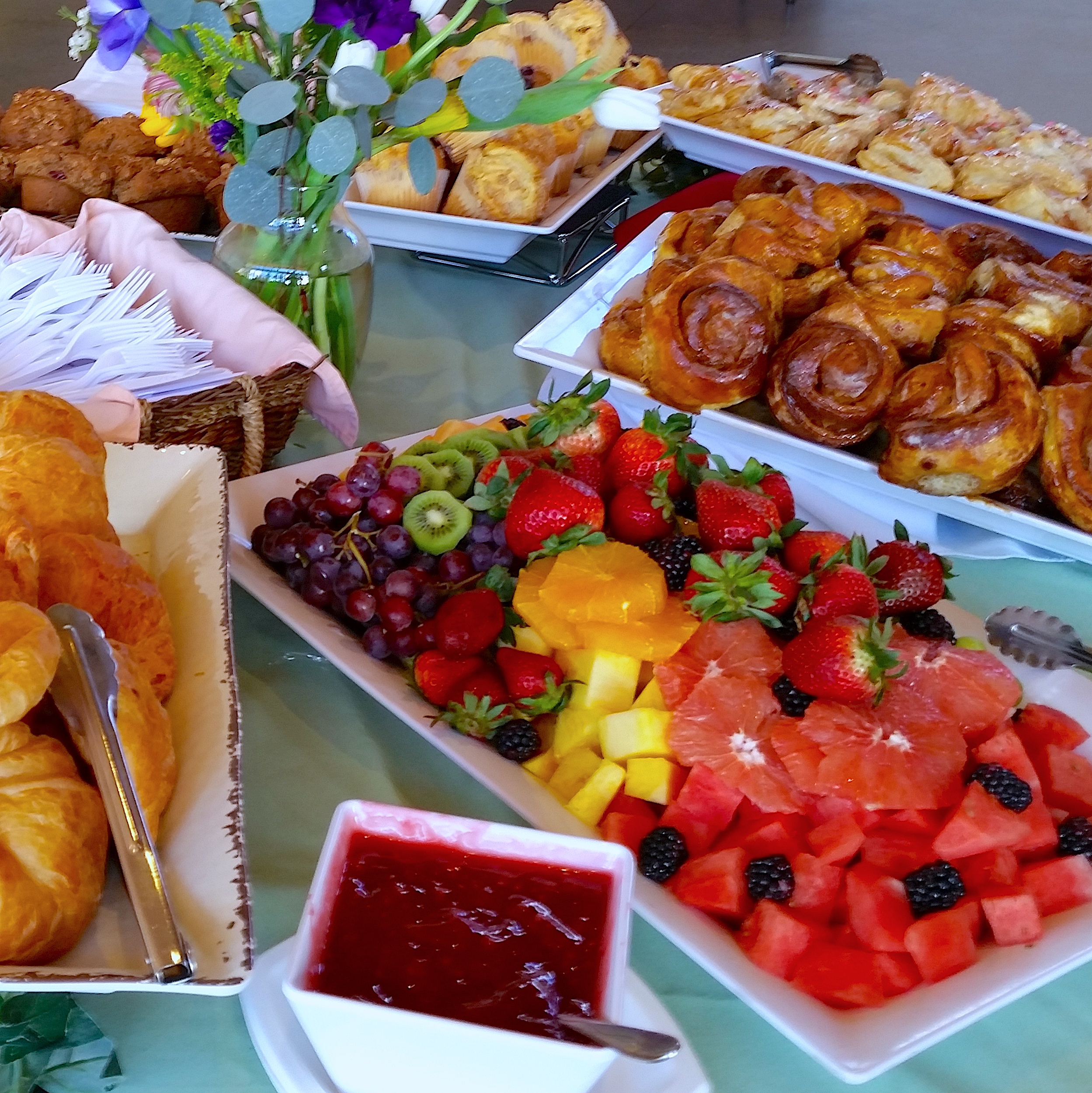 Tate And Tate Catering